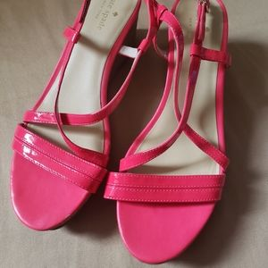Kate Spade Talanse Wedge Sandals 8.5